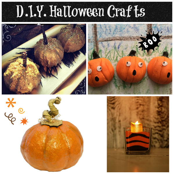 some halloween craft ideas