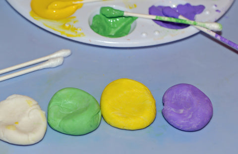 air drying clay colors for jewelry