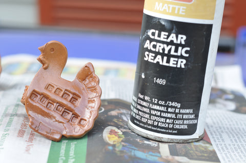 seal the clay project