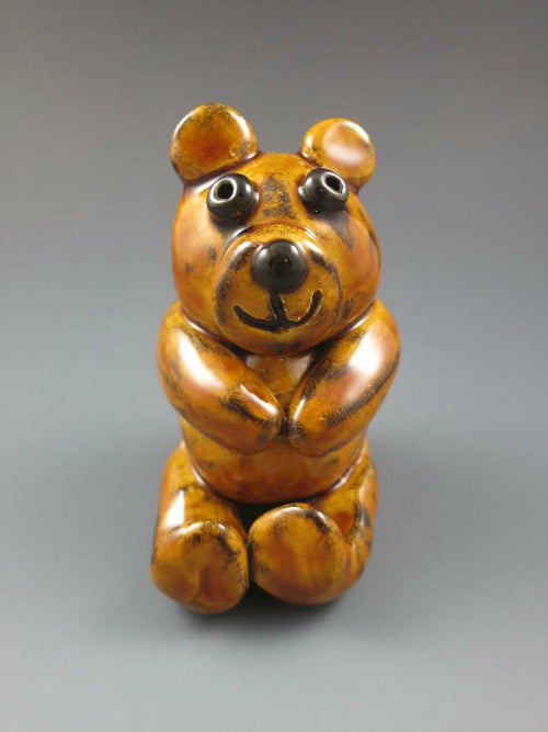 Honey Bear Clay Lesson Plan {With Activ-Low Fire Clay}
