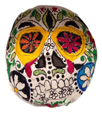 finished day of the dead mask lesson plan