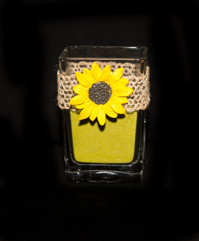 Color Plus Air Dry Clay Sunflower
