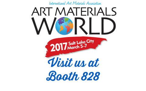 ACTÍVA To Exhibit at Art Materials World 2017