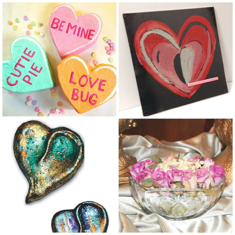 Get inspired to create for Valentine's Day with these heartfelt projects!