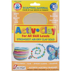 activ air drying clay