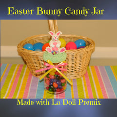 tutorial to make an Easter Bunny