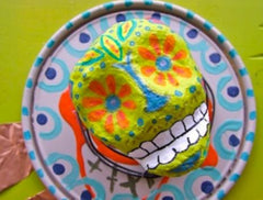 CelluClay Day of The Dead Skull