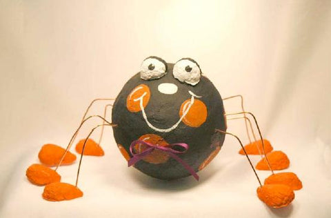 Rigid Wrap Halloween Spider