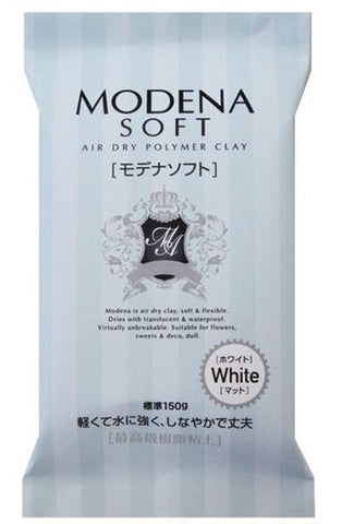modena soft polymer air drying clay
