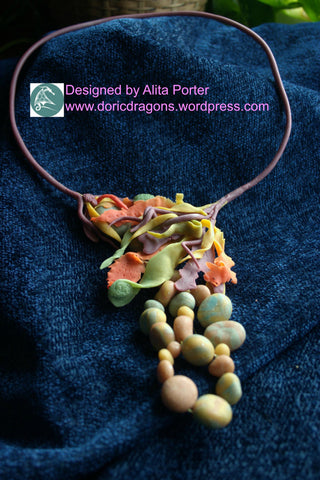 lumina polymer clay jewelry