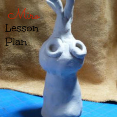 art lesson plan grade 5-12 sculpture