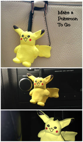pokemon go craft project