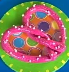 Make A Polymer Clay Pretzel with Premier Clay - Hands On Crafts for Kids Episode 1502