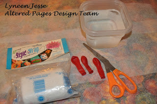 plaster cloth tutorial