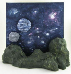 Rigid Wrap Plaster Cloth Space Diorama