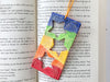 This clay bookmark was created with the Activ-Tools: Designer Clay Cutters set.