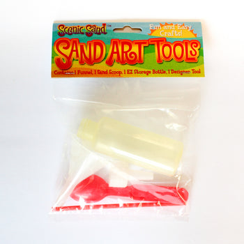 Sand Art Tools Kit