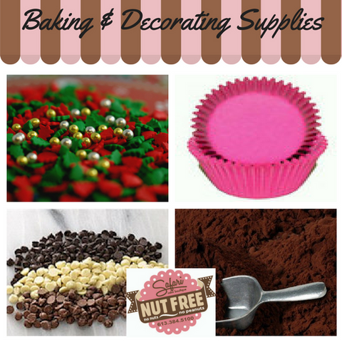 Baking & Decorating Supplies