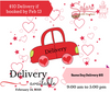 Valentine's Day Delivery