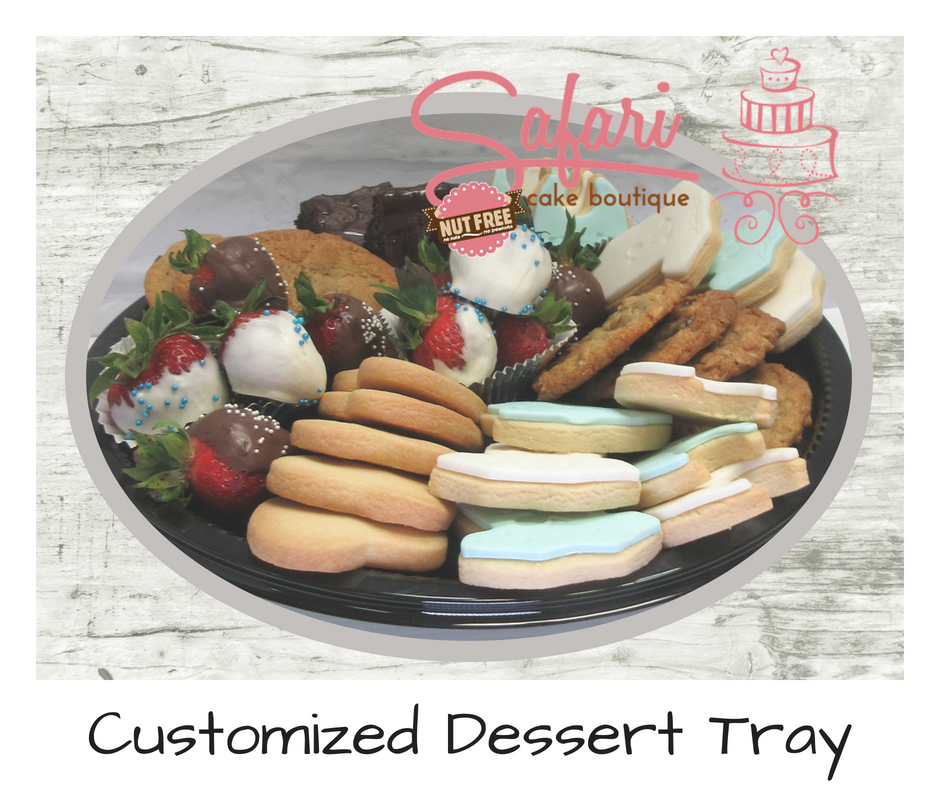 Cookie/Dessert Trays