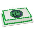 Hulk Icon PhotoCake
