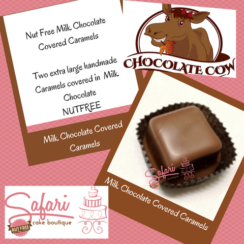 Caramels by Chocolate Cow