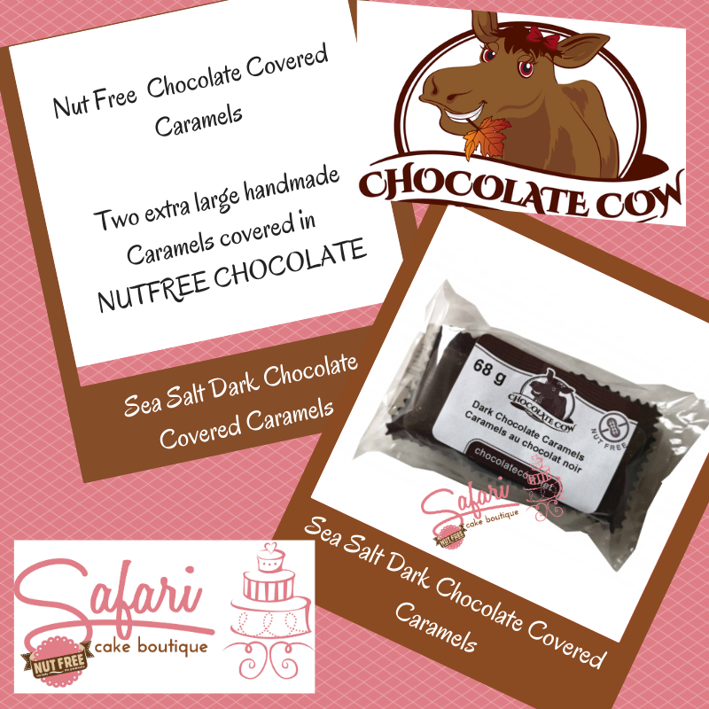 Packaged Caramels by Chocolate Cow
