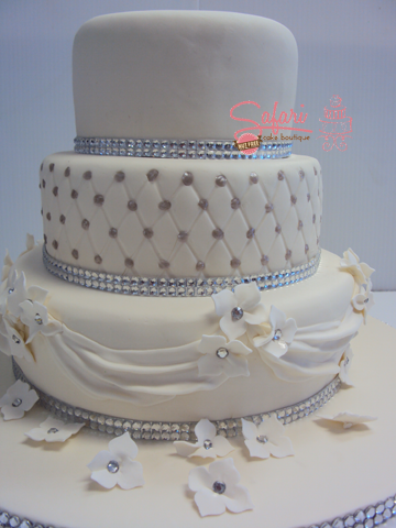 Bling - Wedding Cake