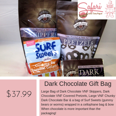 Dark Chocolate Gift Bag