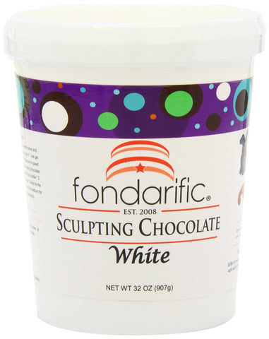Fondarific Sculpting Chocolate