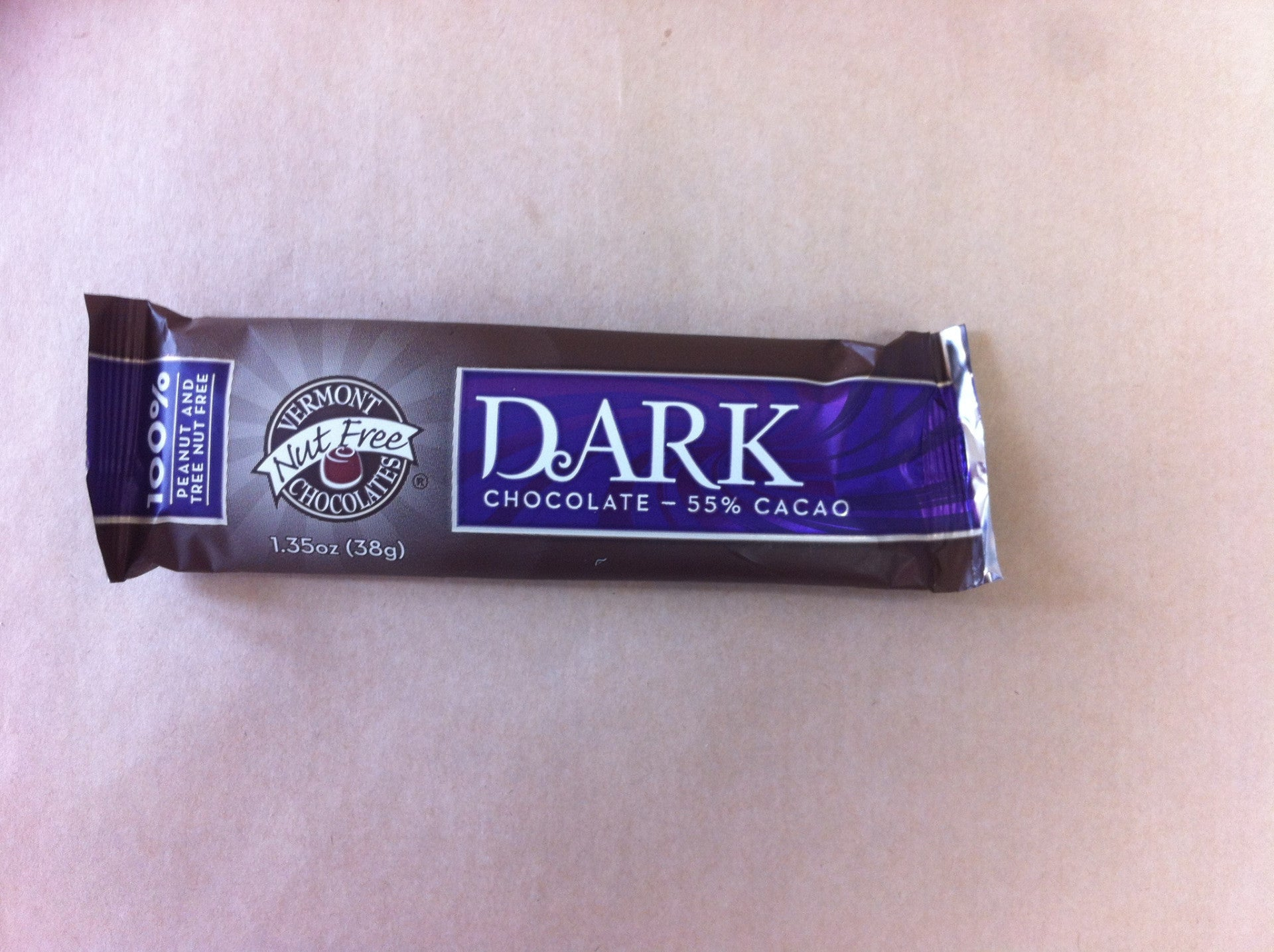 Vermont Nut-Free Dark Chocolate BarSafari Cakes, a Nut-Free Bakery in Kingston sells 100 % Nut Free Chocolate Candy bars made with Milk Chocolate. Order today. Chocolate orders can be delivered to your home or office in Kingston.