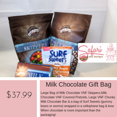 Milk Chocolate Gift Bag
