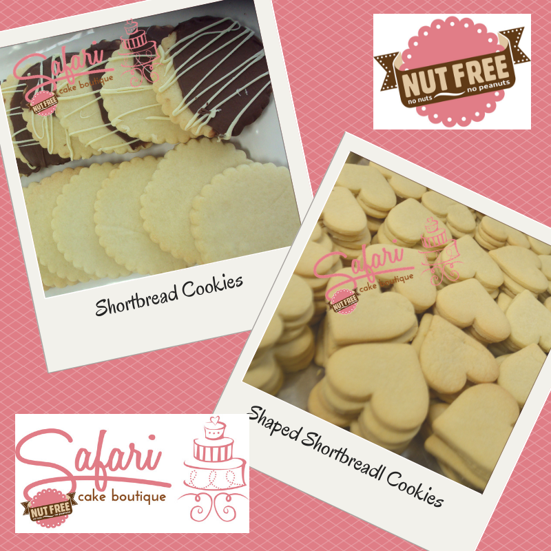 Shortbread Cookies dipped in Milk Chocolate