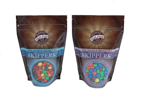 Skippers - Milk or Dark Chocolate