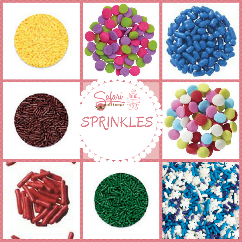 Sprinkles and Sugar Quinns