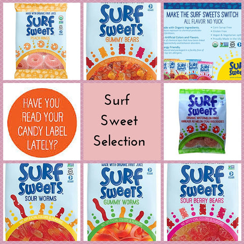 Surf Sweets Delicious Candy