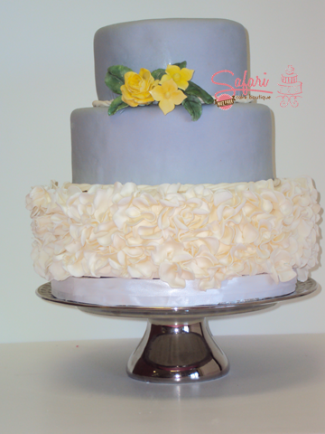 Katherine Wedding Cake