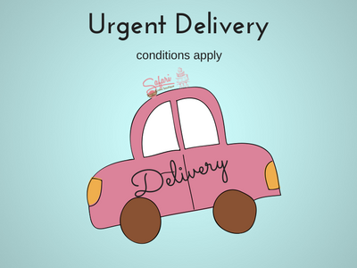 Urgent Same Day Delivery