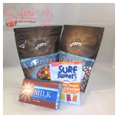 Milk Chocolate Gift Bag Products