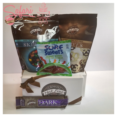 Small Deluxe Chocolate Gift Basket