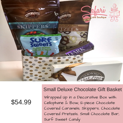 Deluxe Chocolate Gift Baskets