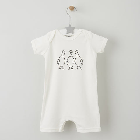The London Baby Romper