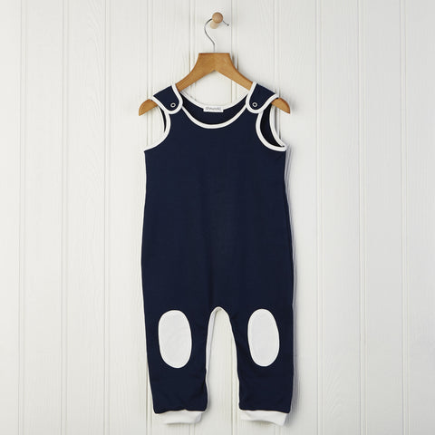Baby Dungarees with patches