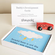 milestone cards gift for daddy