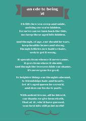 50th birthday poem