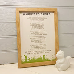 a guide to babies gift for a new mummy