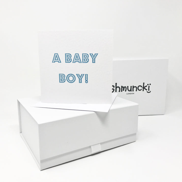new baby boy gift by shmuncki