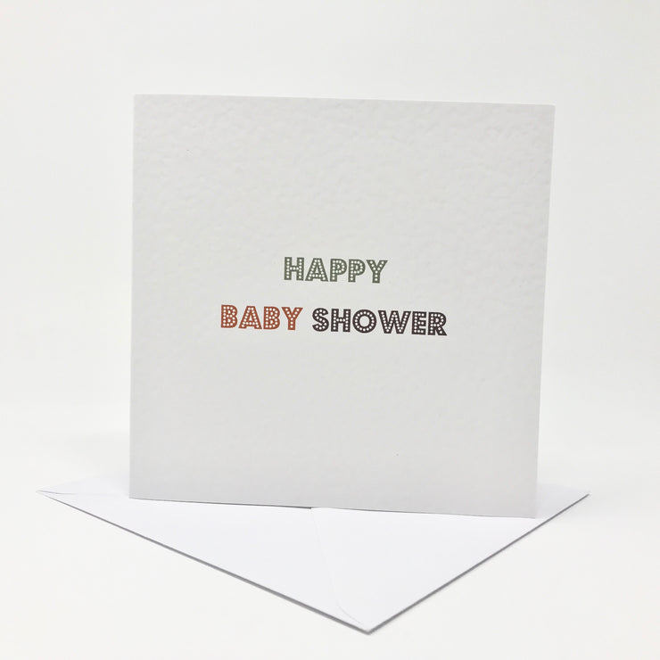 happy baby shower gift