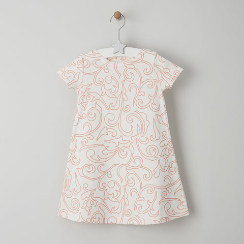 Summer Swirl Dress