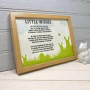 Christening or Baptism Gift - Little Wishes